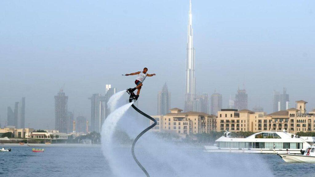 DUBAI WATERSPORTS FESTIVAL