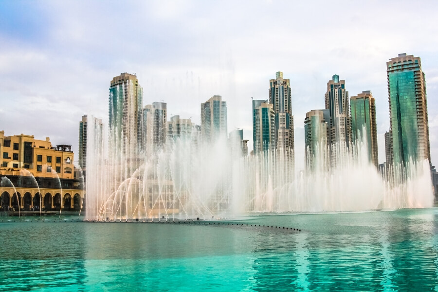 Everything you need to know about Dubai Fountain