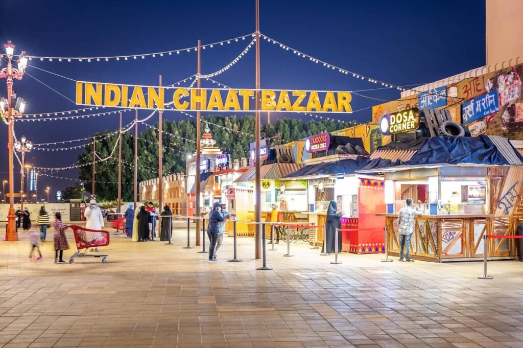Global Village - Indian Chaat