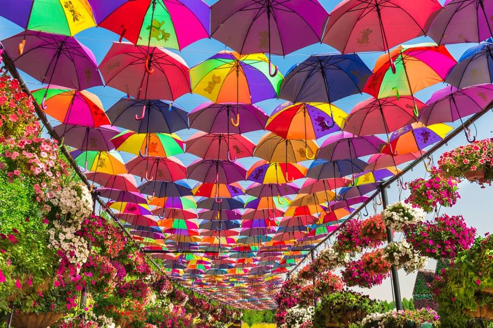 Umbrella Passage