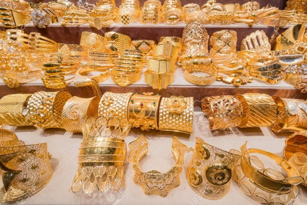 A complete guide on Deira Gold Souk