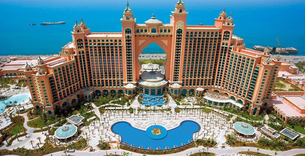 20 Amazing Facts about Atlantis, The Palm