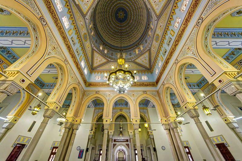 The Jumeirah Mosque in Dubai: A cultural landmark