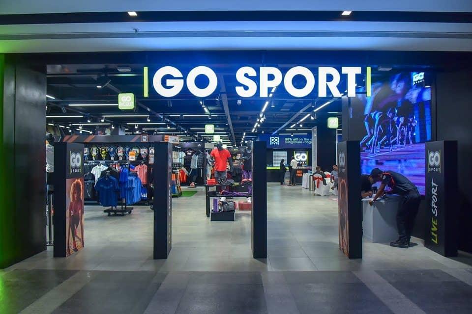 - Go Sports Mega Store: