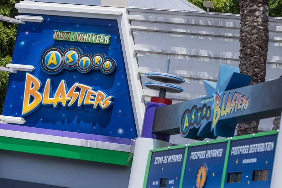 - Try the Astro Blasters: